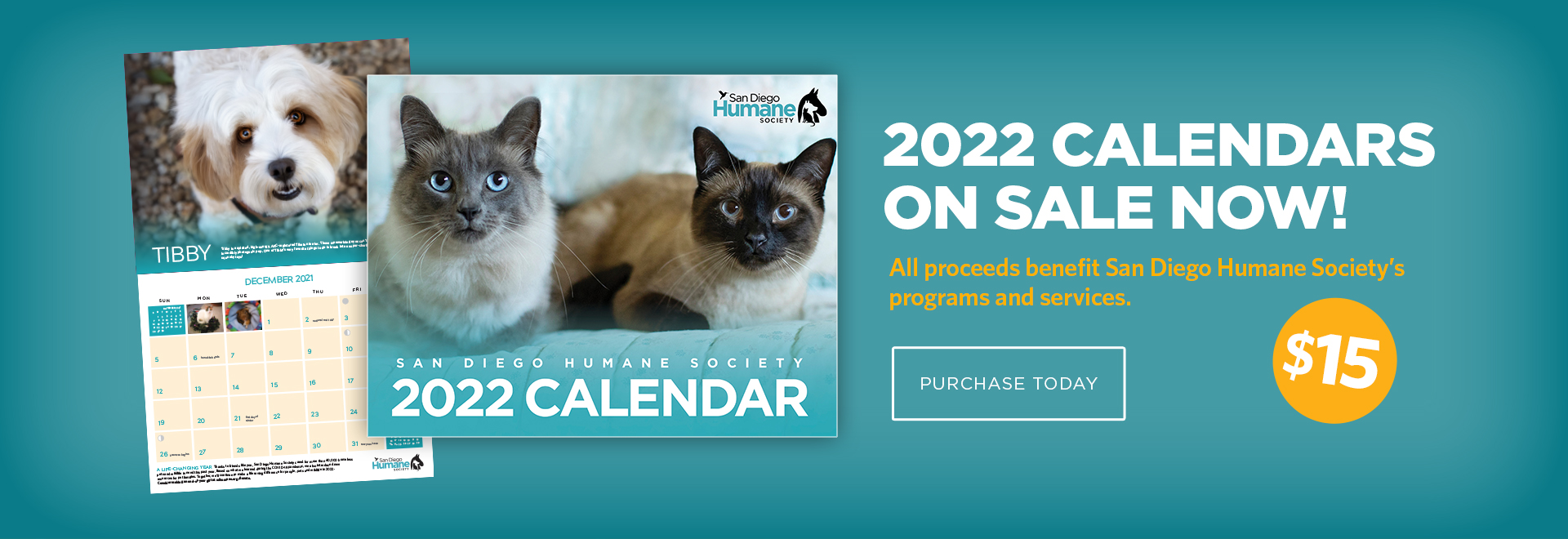 2022 Calendar Available for Purchase