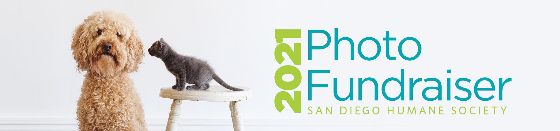 2021 Photo Fundraiser Banner